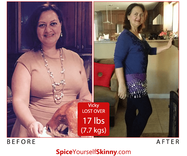 See how spice yourself skinny can help you lose weight
