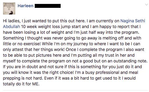 Success Stories - Harleen