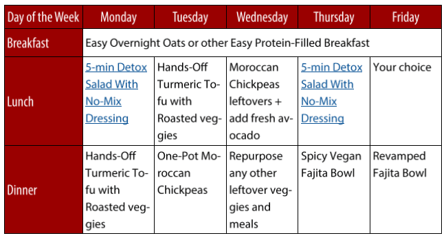 vegan-meal-plan-menu-chart