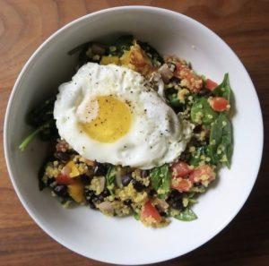 vegetarian-meal-plan-california-quinoa-bowl