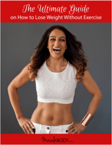 Ultimate guide on how to lose weight without exercise - Cover Image