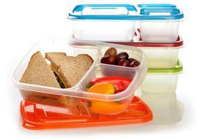 BPA Free Storage Containers Easy Lunchboxes