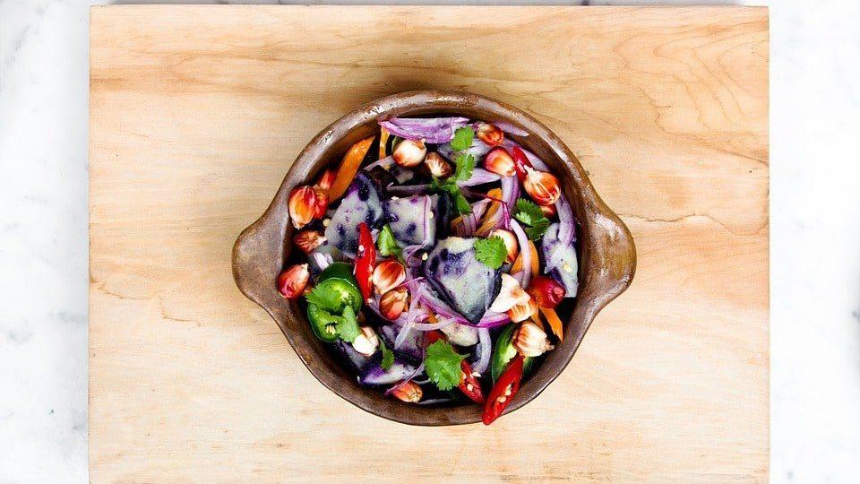 Vegan Masala Lentils + 6 vegan crock pot recipes you'll love