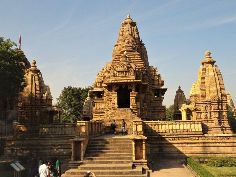 Lakshmana temple Khajuraho