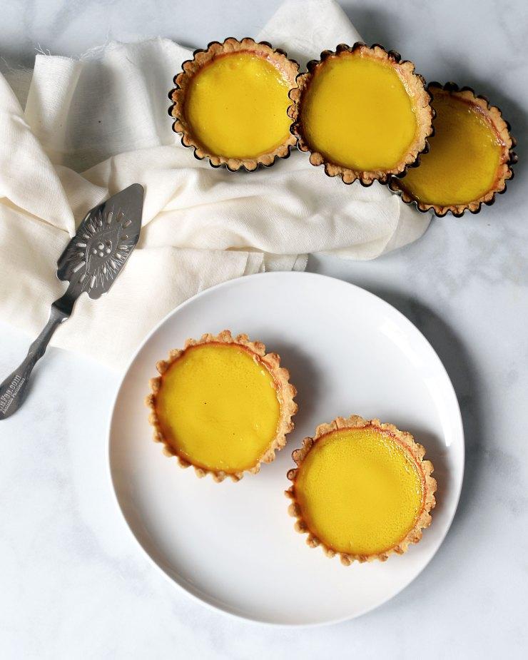 egg-custard-pies-chinese-recipe