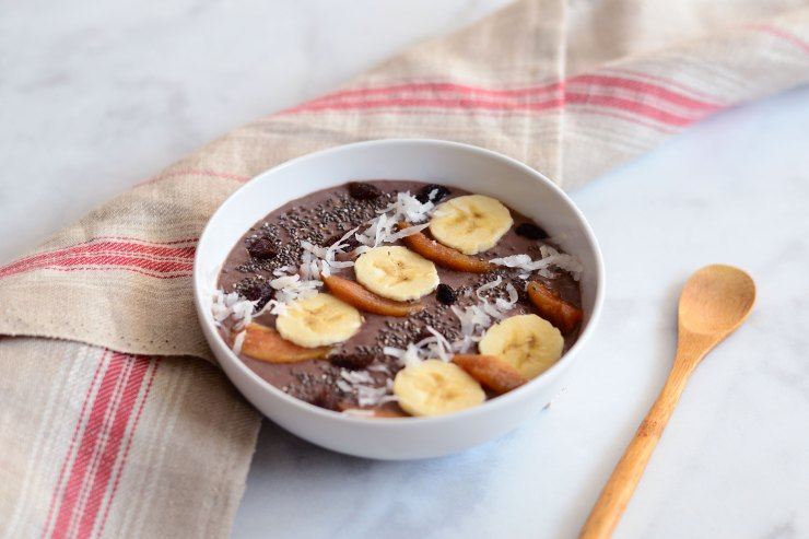 best-acai-bowl-banana-chikoo-recipe