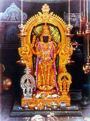 Tiruchendur – One of Lord Murugan's 6 abodes in South India