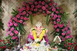 Ganesh Chaturthi Celebrations at Home