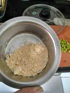 How to make Takatli Palak chi bhaji