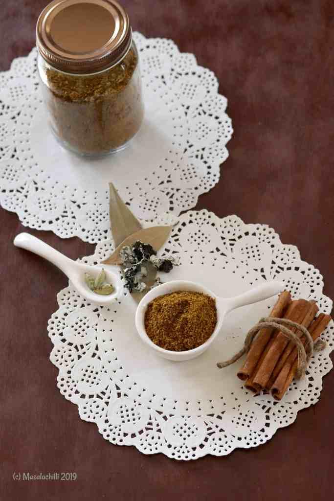 Goda Masala (Maharashtrian Masala or Spice Blend)