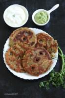 Rajgira Thalipeeth Recipe