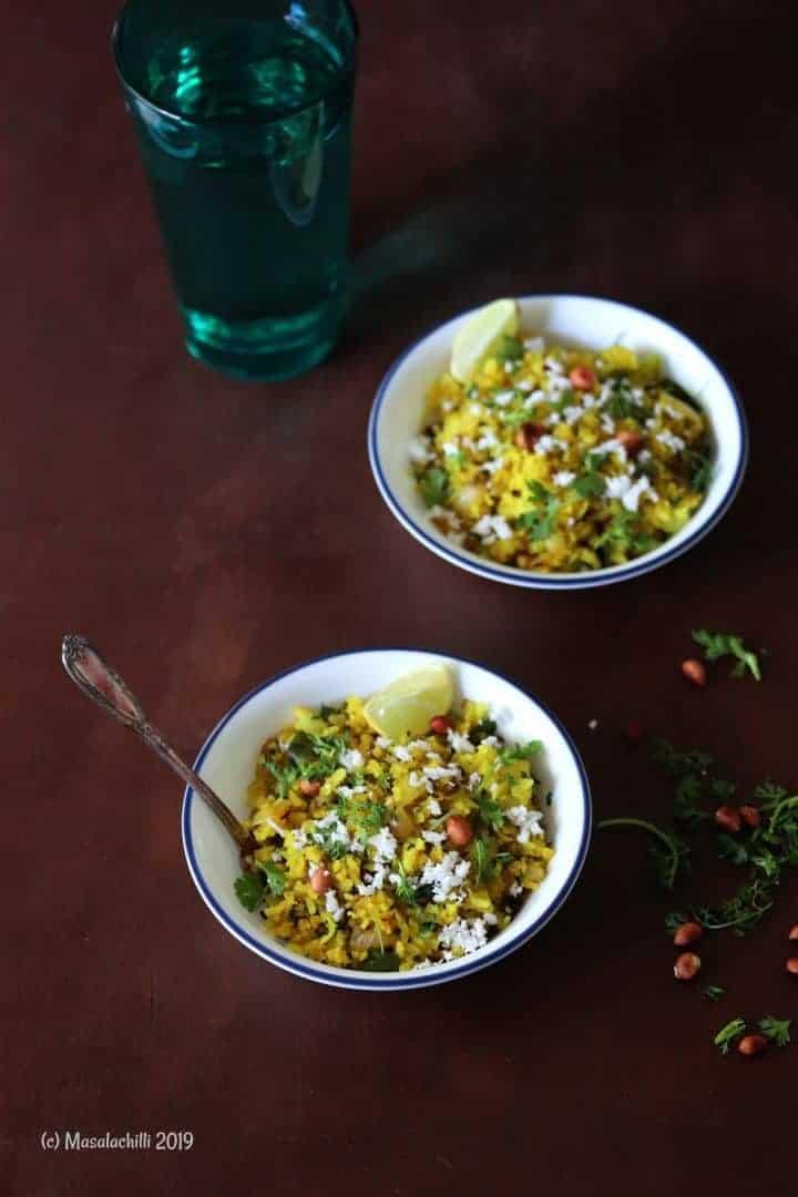 Kande Pohe – Maharashtrian Breakfast Recipe