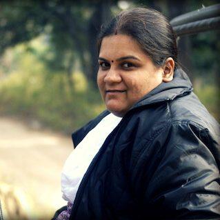 Vidya Narayan, founder - Masala Chilli