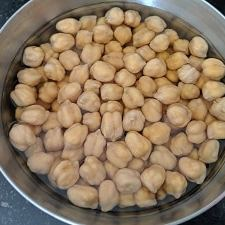 Chickpeas Soaked