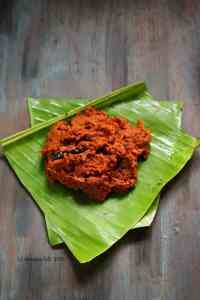 Ginger Thokku, Inji Thokku, Instant Ginger Pickle