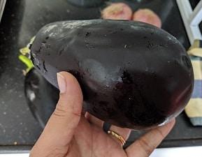 Baingan, Aubergine, Eggplant