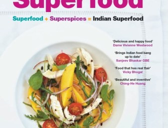 UK Chef Creates Indian Super Food
