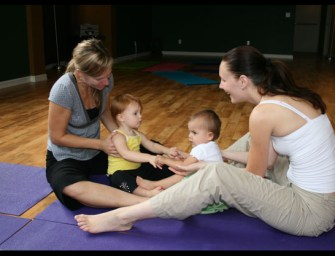 Yoga: An Activity For Moms and Kids