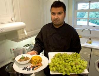 Chef Gurpareet Bains' 'World's Healthiest Meal'