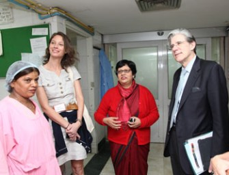 A Look At Maternal Health: Interview With Advocate Christy Turlington Burns