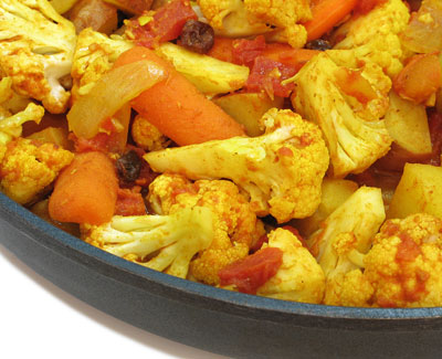 bigstock-Vegetable-curry-in-skillet-30407231