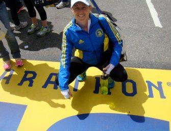Marathon Mom – Her Boston Story
