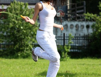 Add Skipping To Your Workout Routine