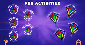 Screen shot 3 Fun-activities menu