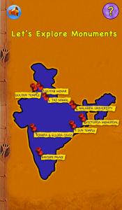 Screen shot 5 Map of India