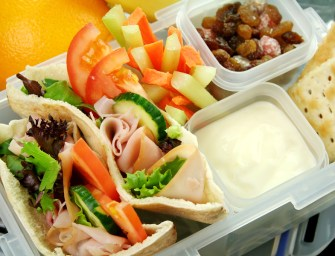 Back to School Lunch Survival Guide