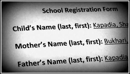 nameform