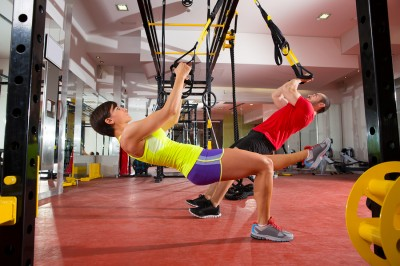 bigstock-Crossfit-fitness-TRX-training--45824431
