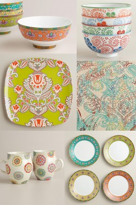 Bright-Color-Dinnerware-from-World-Market