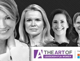 Finding Female Leaders: Art of Leadership for Women