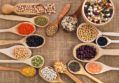 lentils; South Asian