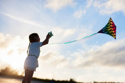 kite; active; kids