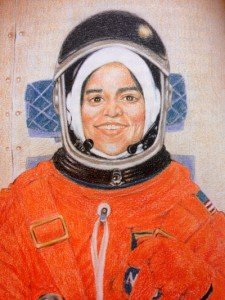 Book Review of Astronaut Kalpana Chawla