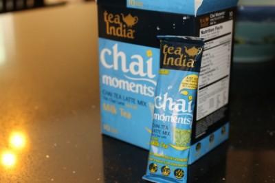 Tea India box