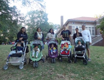 How to Start a Mom Group for Families with South Asian Connections