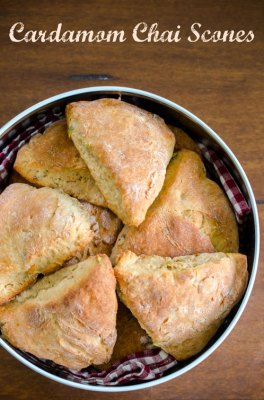 pistachio scones for mother's day