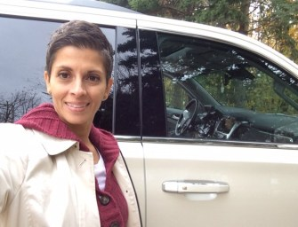 On the Road for a Mom's Getaway with the Chevrolet Tahoe