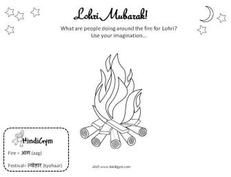 Celebrating Lohri With Kid-Friendly Activities