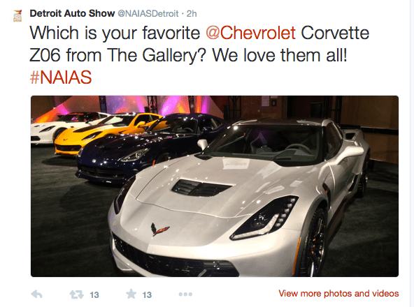 Masalamommas Covers the North American Int'l Auto Show
