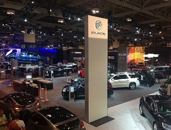 Masalamommas at the Canadian International Auto Show