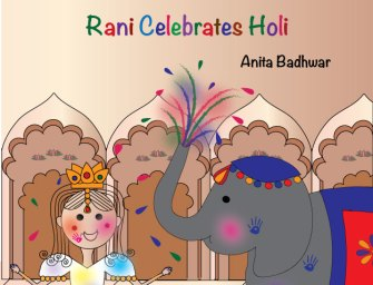 Kids' Book Brings Holi Celebration to Life