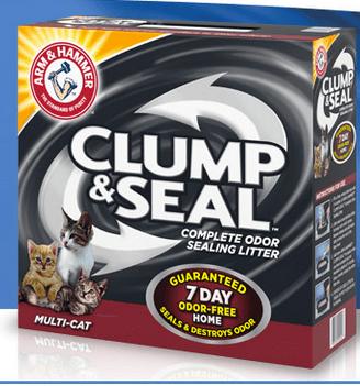 Clump & Seal