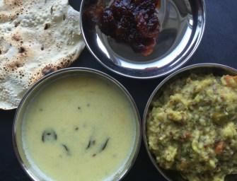 Recipe: Gujarati Kadhi