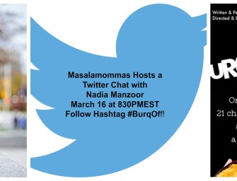 Exclusive Twitter Chat with Nadia P. Manzoor