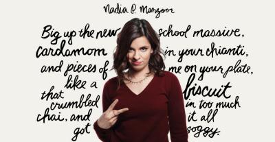 Nadia Manzoor