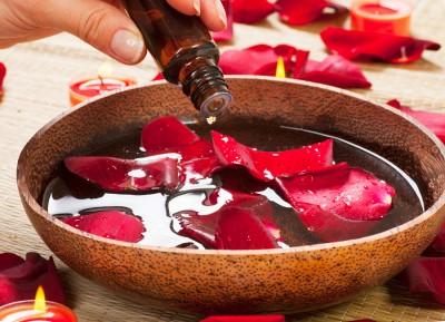 Aromatherapy. Essence oil. Spa treatment Beauty Spa treatment. B